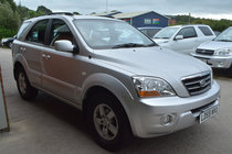 Kia Sorento XS DIESEL MANUAL 4 WHEEL DRIVE
