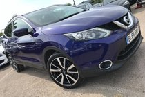 Nissan Qashqai 1.6 DCI TEKNA XTRONIC 1OWNER LEATHER