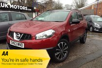 Nissan Qashqai 360 FROM £158.59 PER MONTH WITH ONLY £500 DEPOSIT