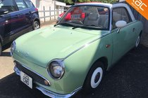 Nissan Figaro **THIS VEHICLE IS NOW SOLD PLEASE CALL FOR MORE STOCK**