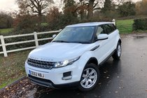 Land Rover Range Rover Evoque TD4 PURE TECH