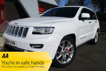 Jeep Grand Cherokee V6 CRD SUMMIT