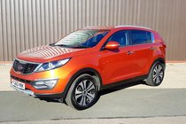 Kia Sportage FIRST EDITION