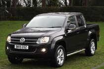 Volkswagen Amarok TDI HIGHLINE 4MOTION 180BHP Bi-Turbo DSG