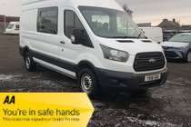 Ford Transit 350 Welfare van (Mess)