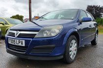 Vauxhall Astra LIFE 16V