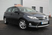 Toyota Auris VALVEMATIC ICON  ******F.S.H /£0 DEPOSIT FINANCE*****