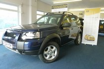 Land Rover Freelander SE STATION WAGON