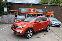 Kia Sportage CRDI 3