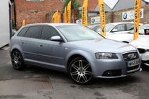 Audi A3 T FSI S LINE SPECIAL ED