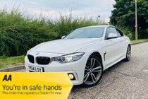 BMW 4 SERIES 420d XDRIVE M SPORT