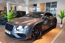 Bentley Continental GT V8 S MDS**SOLD***