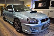 Subaru Impreza WR1
