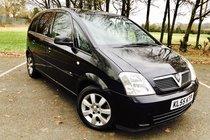 Vauxhall Meriva Breeze 1.6i 16v (a/c)