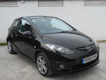 Mazda 2 1.5 Sport 3dr 1 FORMER KEEPER , A1 CONDITION