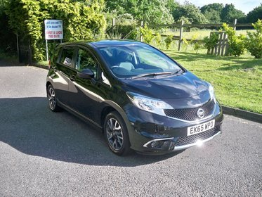 Nissan Note 1.2 DIG-S TEKNA STYLE ZERO ROAD TAX FULL HISTORY STUNNING