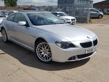 BMW 630 630i COUPE