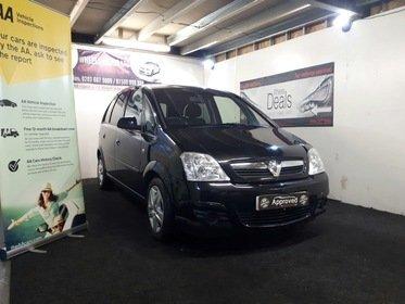 Vauxhall Meriva 1.4I 16V TWINPORT ACTIVE A/C