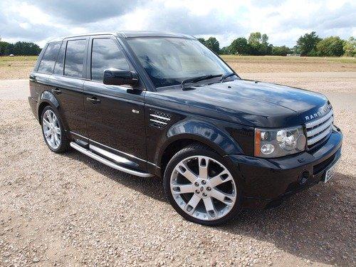 Land Rover Range Rover Sport DEPOSIT TAKEN