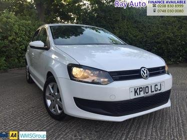 Volkswagen Polo 1.4 SE 85PS >>> FULL SERVICE HISTORY <<<