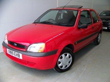 Ford Fiesta 1.3I FINESSE