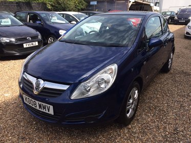 Vauxhall Corsa 1.2 i 16v Breeze 3dr*HPI CLEAR*RECENT SERVICE*ONE FORMER KEEPER*2 KEYS*MOT DUE 01/08/2018*FREE 6 MONTHS WARRANTY