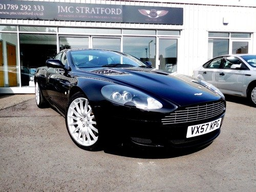 Aston Martin DB9 Coupe 5.9 Seq 2dr LOW RATE FINANCE AT 6.9% APR Representative
