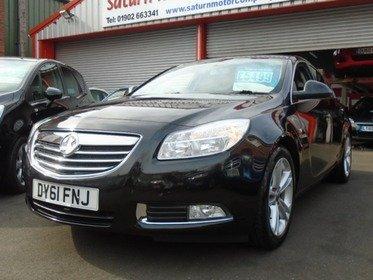 Vauxhall Insignia 1.8I 16V VVT SRI NAV
