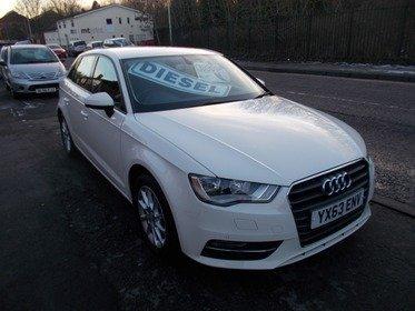 Audi A3 2.0 TDI SE BUY NO DEP @ £52 PER WEEK T&C
