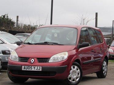 Renault Grand Scenic 1.6 VVT 115 AUTHENTIQUE