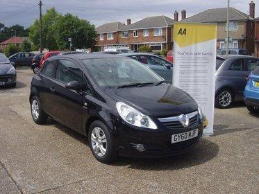 Vauxhall Corsa 1.0I 12V ECOFLEX A/C ENERGY