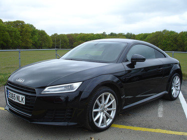 Audi TT 2.0 TDI ULTRA COUPE SPORT
