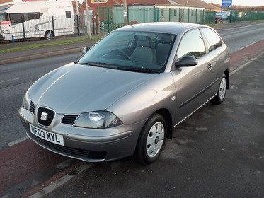 SEAT Ibiza 1.2I 12V
