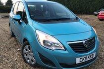 Vauxhall Meriva Exclusiv 17CDTi 16v auto (a/c)