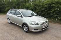Toyota Avensis D4D COLOUR COLLECTION