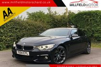 BMW 4 SERIES Gran Coupe 3.0 430d M Sport Gran Coupe 4dr