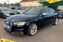 Audi S4 3.0 TFSI V6 Tiptronic quattro (s/s) 4dr