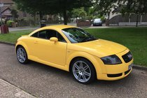 Audi TT QUATTRO (180BHP)