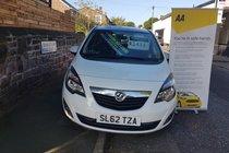Vauxhall Meriva ACTIVE LIMITED EDITION