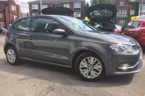 Volkswagen Polo 1.0 BlueMotion Tech SE (s/s)
