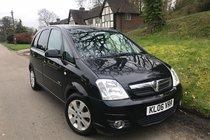 Vauxhall Meriva Design 1.6i 16v VIP