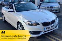 BMW 2 SERIES 218i LUXURY
