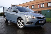 Ford Focus Style 1.8 TDCi 115 S4