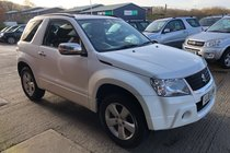 Suzuki Grand Vitara SZ4 3 DOOR PETROL MANUAL 4X4