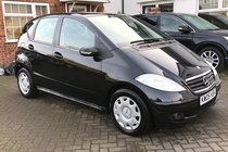 Mercedes A Class A150 CLASSIC SE, LADY OWNER+FULL HISTRY+2 KEYS