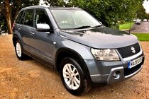Suzuki Grand Vitara X-EC #4x4 #FinanceAVailable