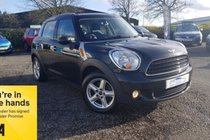 MINI Countryman ONE D A Very Nice Car Fully Warranted With AA Cover * £30 Tax *