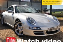 Porsche 911 CARRERA 2 TIPTRONIC S FULL PORSCHE/ PORSCHE SPECIALIST SERVICE HISTORY + SUNROOF + APPRECIATING CAR