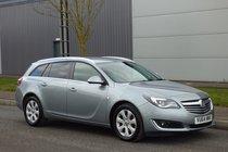 Vauxhall Insignia SRI NAV 2.0CDTI (140PS) ecoFLEX S/S