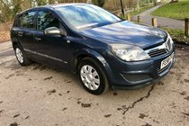 Vauxhall Astra Life 1.3CDTi 16v (90PS) - PX to Clear